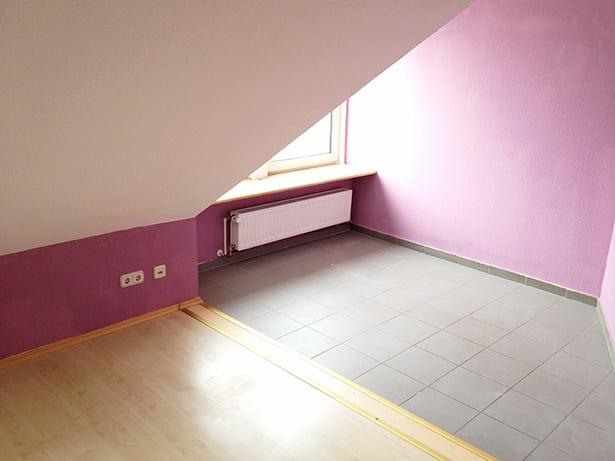 Raum in der  Hausgemeinschaft Münsterstraße, Alsterdorf Assistenz West