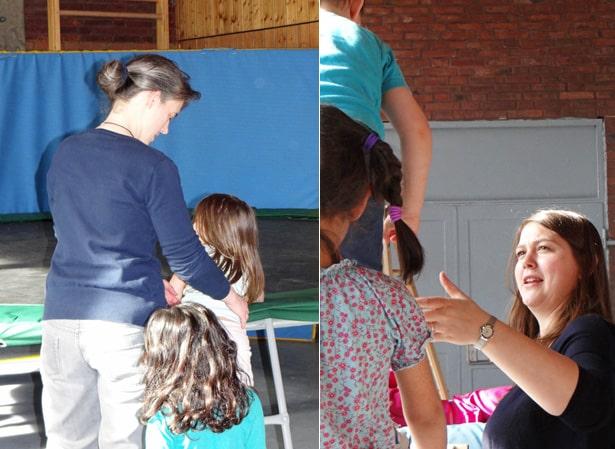 Freiwilliges Engagement im Haus der Jugend Wilhelmsburg