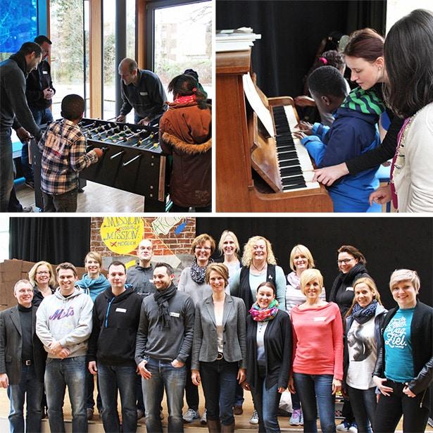Workshop-Nachmittagn für Kinder