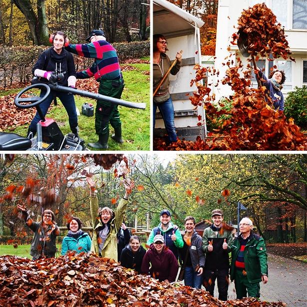 Ehrenamtliches Gartenprojekt Kupferhof