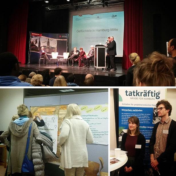 Integrationskonferenz 2016: Integration Flüchtlinge