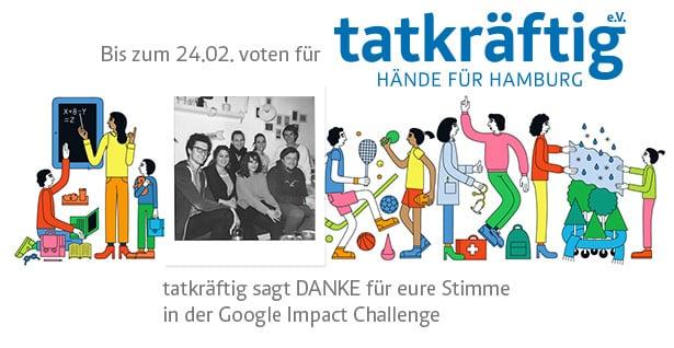 Google Impact Challenge 2016