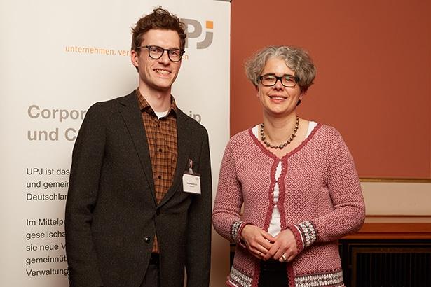 Hamburgs Experte für Corporate Volunteering: tatkräftig e. V.  ist neues Mitglied im UPJ-Netzwerk