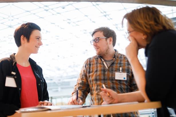 tatkräftig ist digital.engagiert – Eine tolle Chance aus Berlin und Wien