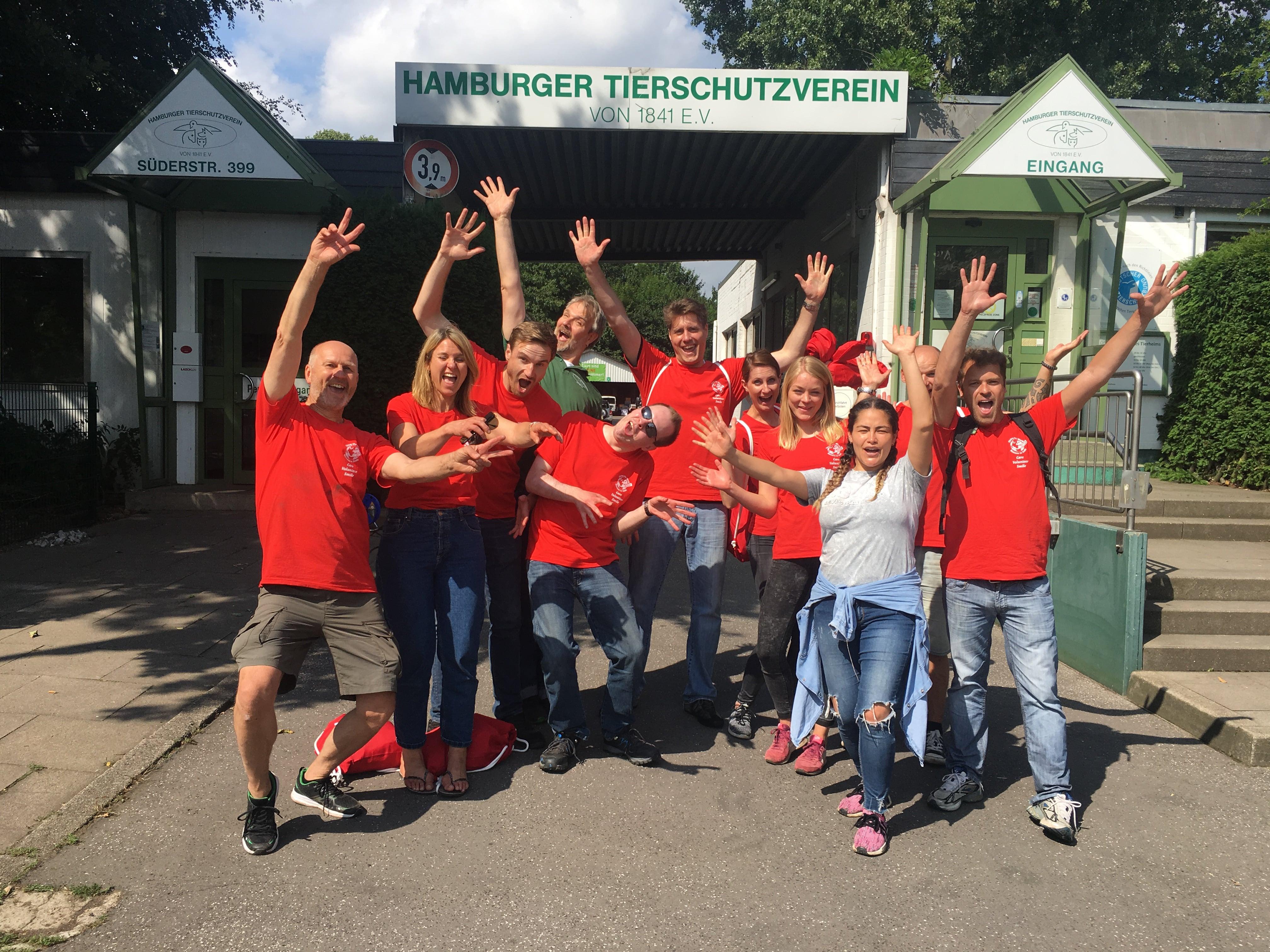 1 Tag – 6 Einsätze – 70 Freiwillige