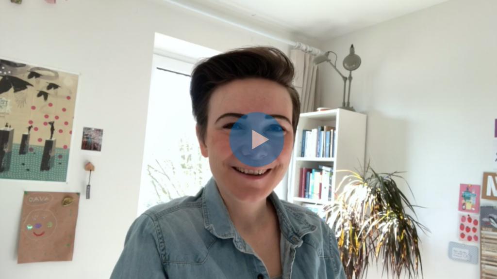 """Videoaufruf von Miriam Schwartz, Gründerin des tatkräftig e.V.: ,,Wir brauchen deine Hilfe!"""""""